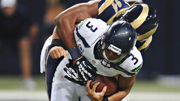 Plenty at stake for Rams in Seattle