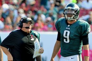 Chip Kelly needs to get his QB issues resolved before his offense can really take off in the NFL.