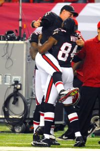 Matt Ryan and Roddy White