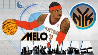 Melo out again for Knicks; iffy for Saturday