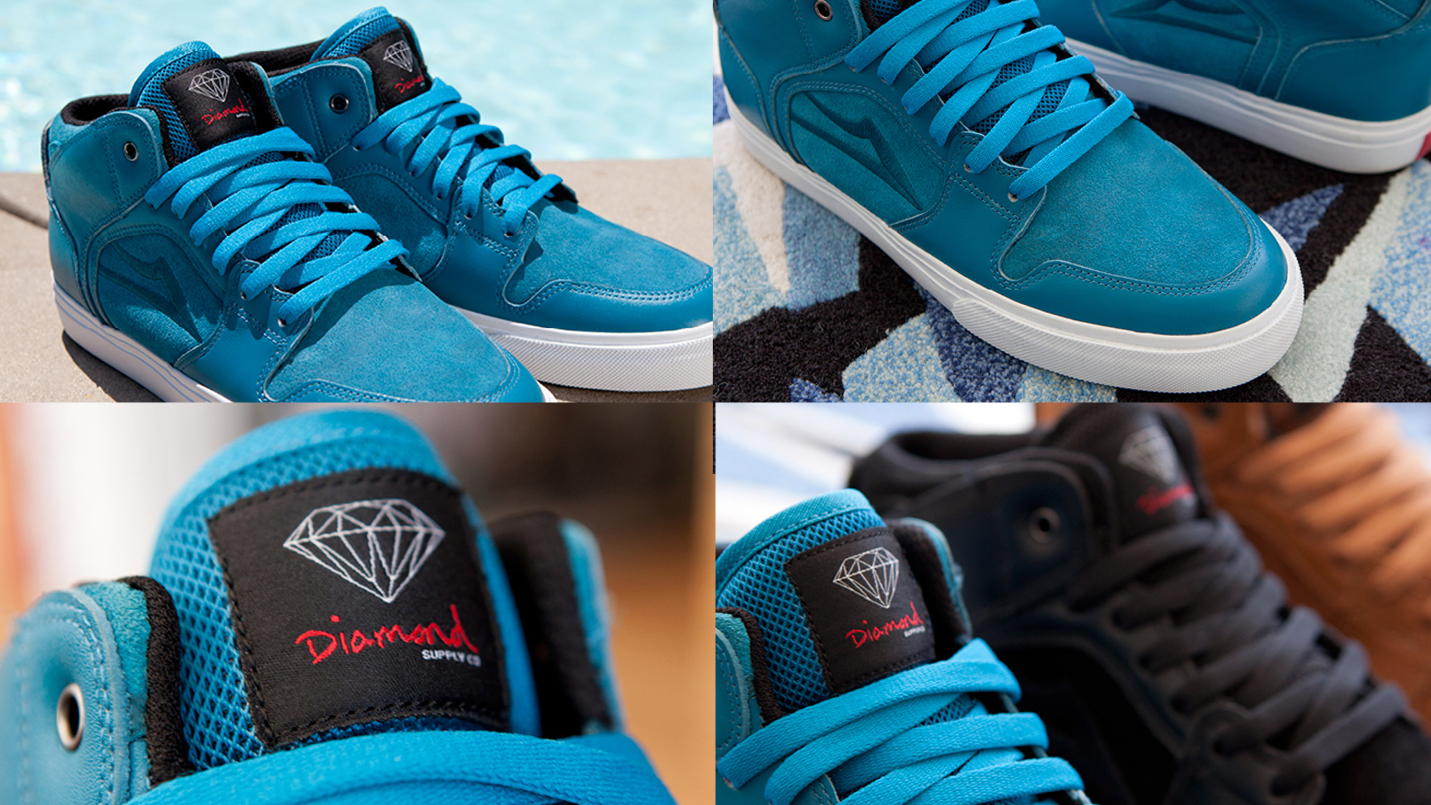 Lakai x Diamond Supply Co Lakai x Diamond Supply Co