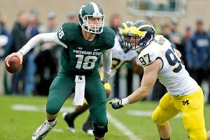 Connor Cook, Brennen Beyer