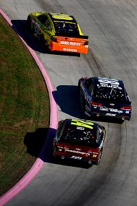 Matt Kenseth  Jimmie Johnson, Jeff Gordon