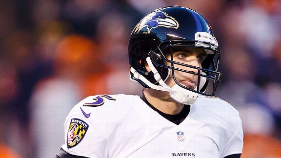 Flacco is part of Ravens' growing problems