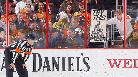 Philadelphia Flyers fan