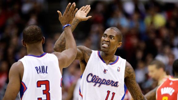Jamal Crawford, Chris Paul