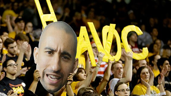 VCU Havoc fans