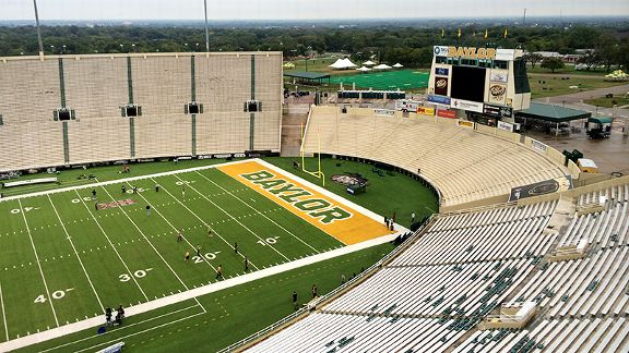 Baylor's Floyd Casey Stadium