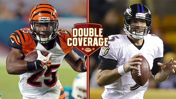 Double Coverage: Bengals at Ravens
