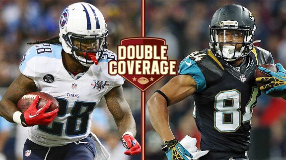 Double Coverage: Jaguars at Titans