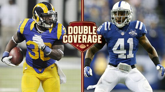 Double Coverage: Rams at Colts