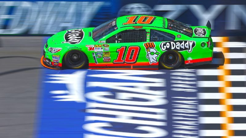 In her first start at Michigan in June, Danica Patrick rallied from a starting spot of 37th to finish 13th, her third top-15 of the season.