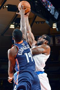 Stoudemire: Minutes limit 'hard to deal with'