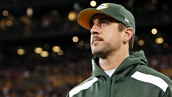 Packers' plan for Rodgers: 'Cut him loose'