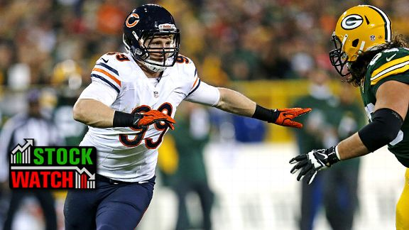 Stock Watch: McClellin breaks through