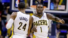 Lance Stephenson, Paul George