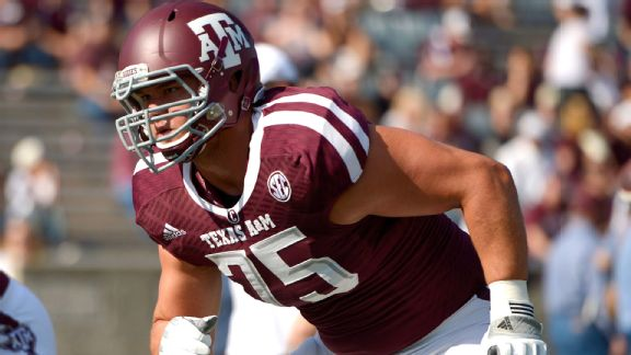 Caught in the draft: Jake Matthews