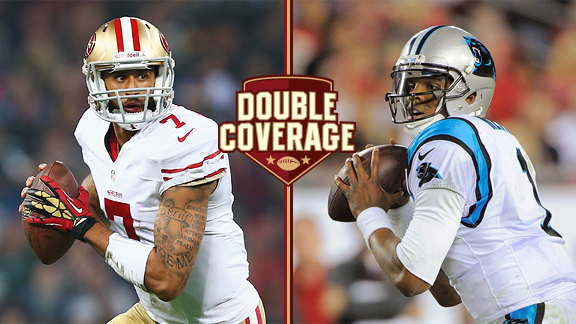 Double Coverage: Panthers at 49ers