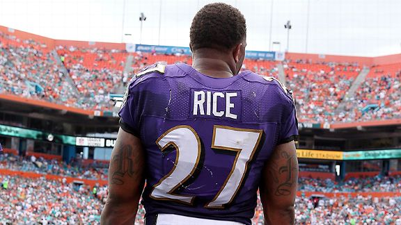 How Ray Rice impacts the Ravens' draft