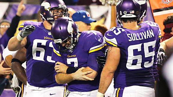 If Ponder can play, opportunity is there