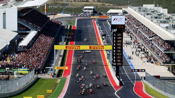 Sebastian Vettel, Circuit of the Americas