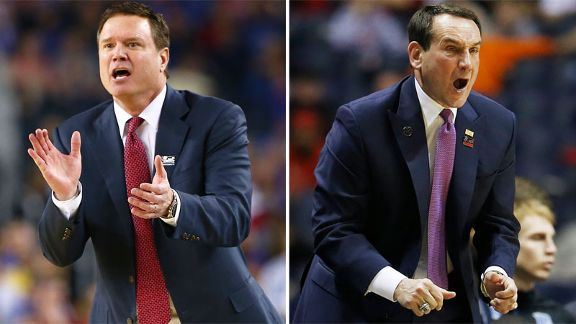 Bill Self, Coach K