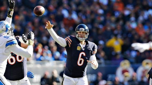 Jaworski: Bears shouldn't pay Cutler