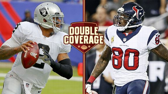 Terrelle Pryor and Andre Johnson