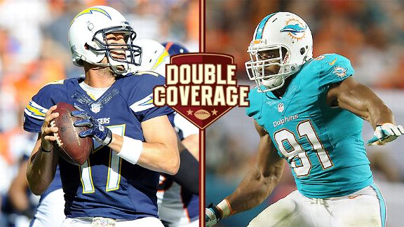 Double Coverage: Chargers at Dolphins