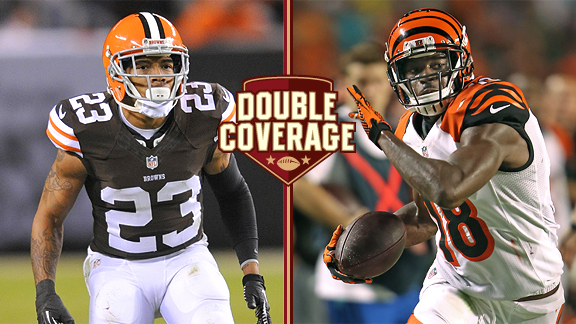 Double Coverage: Browns at Bengals
