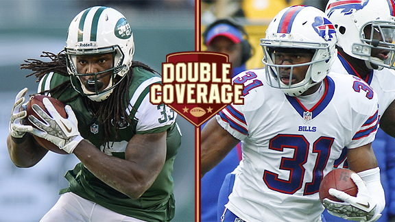 Double Coverage: Jets at Bills