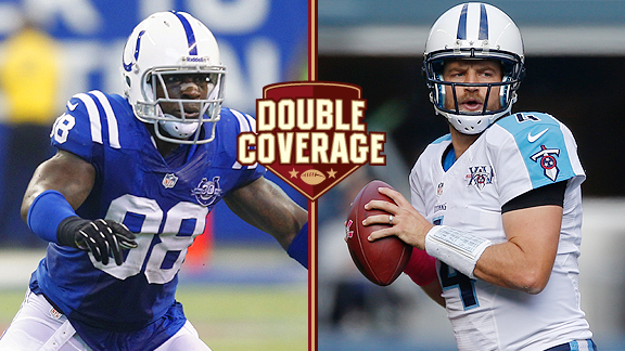 Double Coverage: Colts at Titans