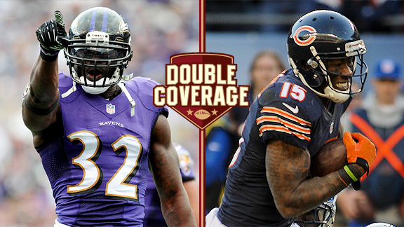 Double Coverage: Ravens at Bears