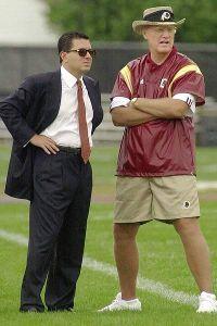 Dan Snyder & Marty Schottenheimer