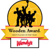 Wendy's Wooden Watch