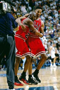 Ex-ball boy to auction MJ 'Flu Game' shoes