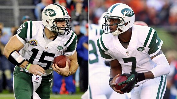 Tim Tebow, Geno Smith