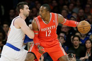 Andrea Bargnani, Dwight Howard