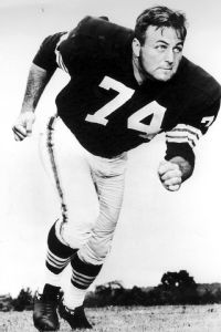 McCormack, 83, helped Charlotte land NFL