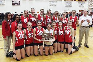 Barnstable volleyball