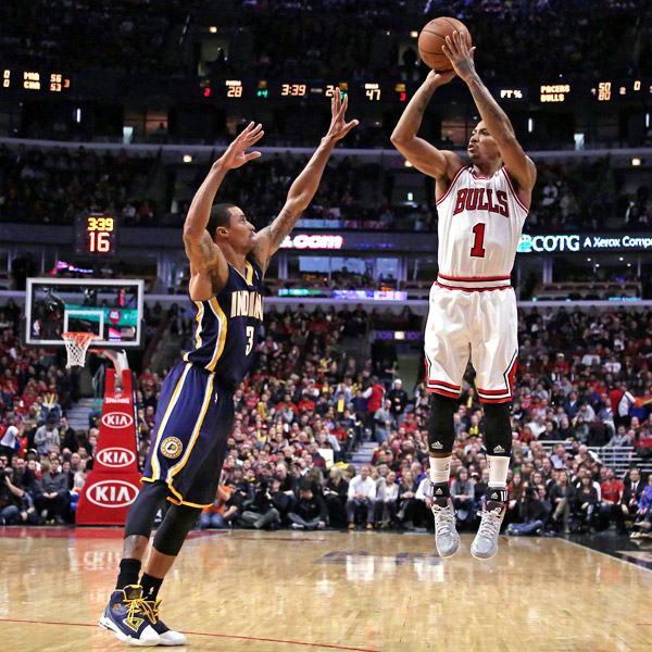 derrick rose shooting form - photo #14