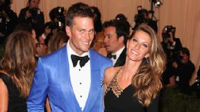 Tom Brady and Gisele Bundchen