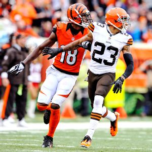Joe Haden and A.J. Green