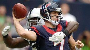 Despite benching, Texans will start Keenum