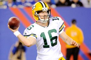 Green Bay's Scott Tolzien
