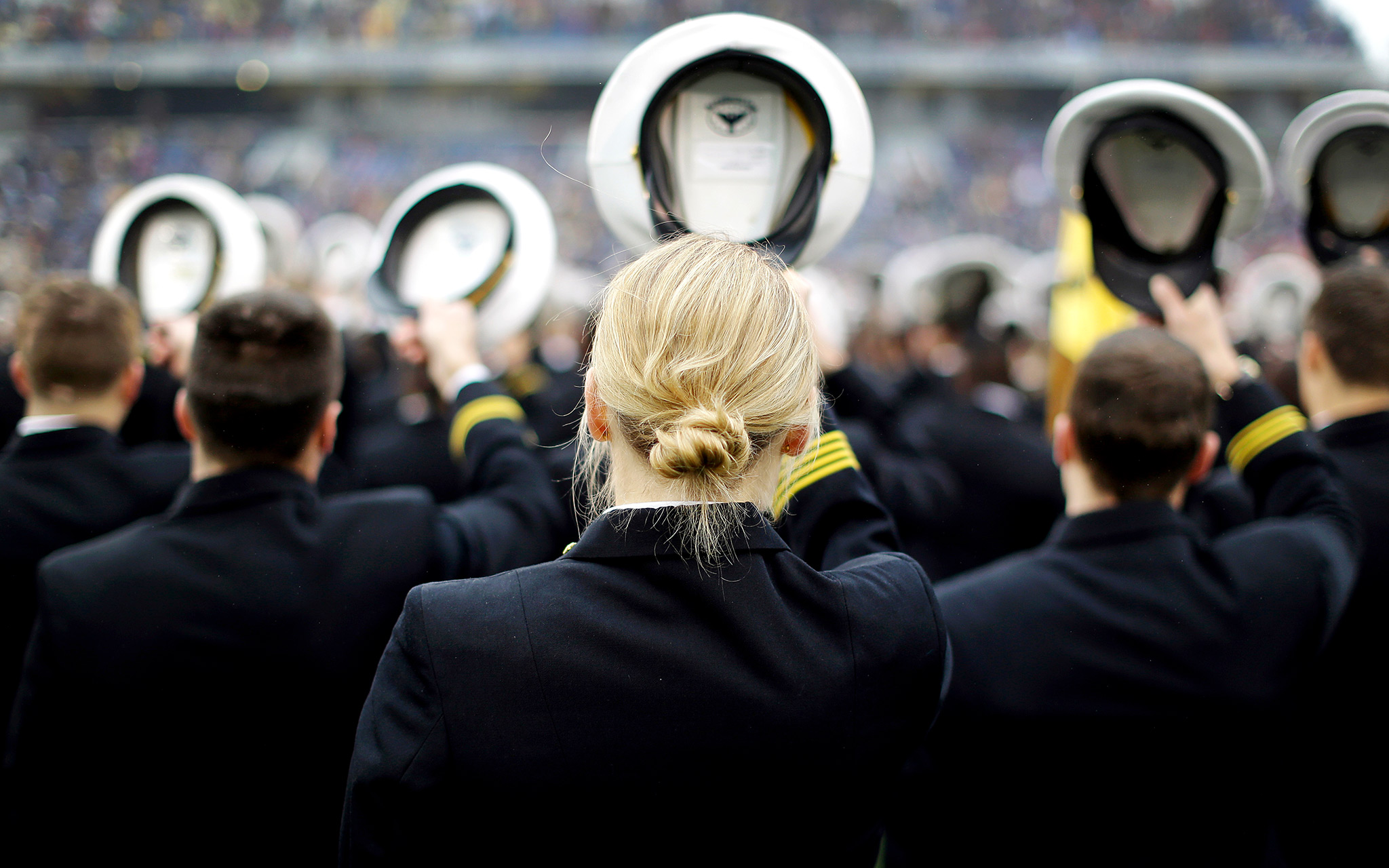 Naval Academy Midshipman