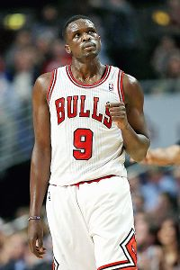 Bulls' Deng to miss second straight game