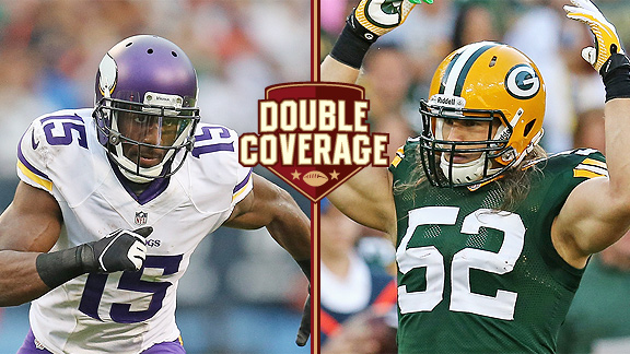 Double Coverage: Vikings at Packers