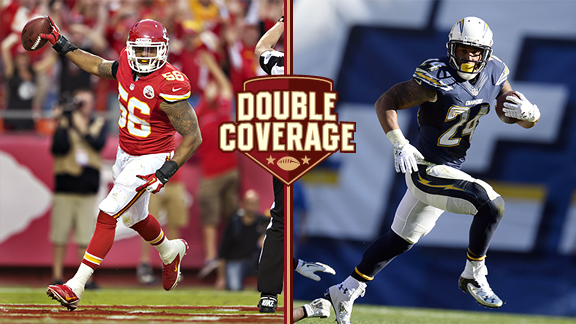 Double Coverage: Chargers vs. Chiefs