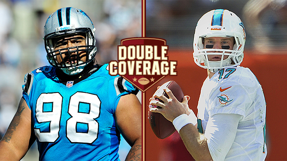 Double Coverage: Panthers at Dolphins